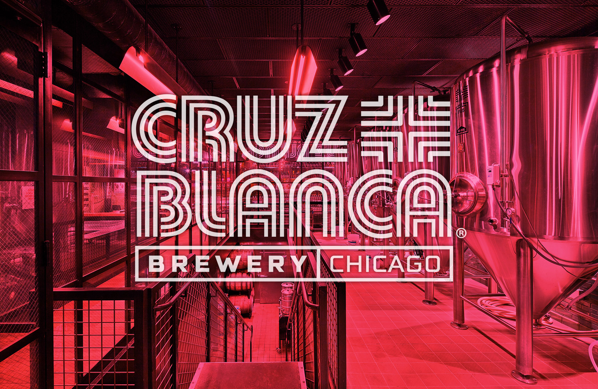 Cruz Blanca Chicago Brewery
